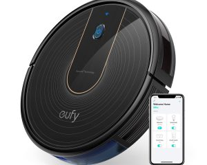 eufy [BoostIQ] RoboVac 15C, Wi-Fi, Upgraded, Super-Thin, 1300Pa Strong Suction $169.99