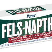 FELS NAPTHA LAUNDRY BAR AND STAIN REMOVER, 5 OUNCE ONLY $.88!