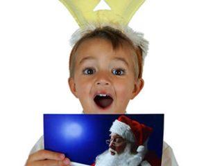 Wednesday Freebies-Free Personalized Postcard from Santa