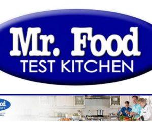 Monday Freebies-Free Mr. Food Menus Recipe Book