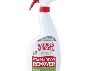 Nature's Miracle Dog Stain and Odor Remover, New Odor Control Formula only $3.59