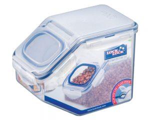 LOCK & LOCK Storage Bins Food Storage Container with Flip-top lids 84.54-oz / 10.57-cup $6.29