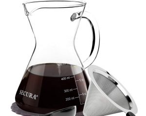 Save up to 38% on Secura Coffeemakers Grinders and Kettles