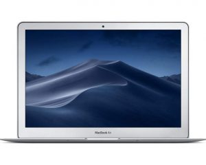 Apple MacBook Air (13-inch, 8GB RAM, 128GB SSD Storage) – Silver $649.99