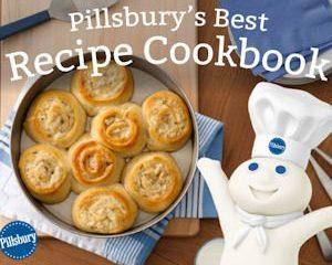Tuesday Freebies-Free Pillsbury's Best Recipes of 2019 eCookbook