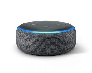 ECHO DOT (3RD GEN) – SMART SPEAKER WITH ALEXA ONLY $22
