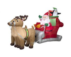 Save up to 30% on Holiday Inflatables from Gemmy