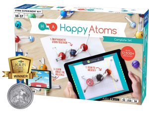 Happy Atoms Magnetic Molecular Modeling Complete Set Only $63.85