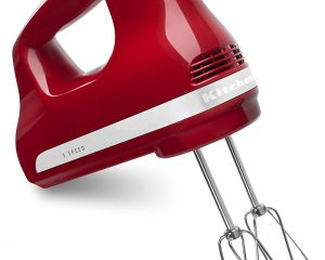 KitchenAid 5-Speed Ultra Power Hand Mixer Only $29.99