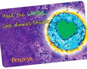$50 Penzeys Gift Card for $35.00