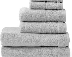 Save 40% on Welhome Towel Sets and Sheets