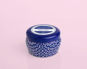 Tuesday Freebies-Free Capri Blue Volcano Mini Tin Candle