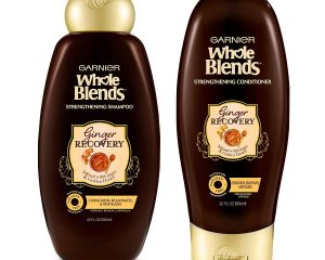 Thursday Freebies-Free Sample of Garnier Ginger Recovery Hair Conditioner-