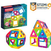 Save 40% on Magformers Magnetic Blocks