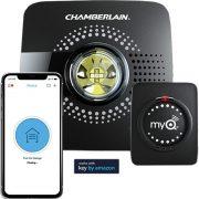 MyQ Smart Garage Door Opener Chamberlain  – Wireless & Wi-Fi Enabled – Only $19.98