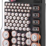 The Battery Organizer with Tester Only $14.11