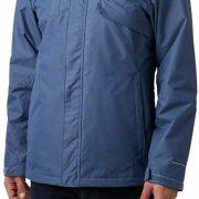 Columbia Men's Bugaboo II Fleece Interchange Winter Jacket, Waterproof & Breathable XL $71.76
