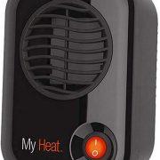 Lasko 100 MyHeat Personal Ceramic Heater Only $9.97