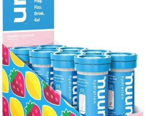 Save up to 40% on Nuun's top selling hydration products