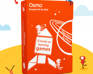 Saturday Freebies – Free Osmo Sampler Kit for iPad