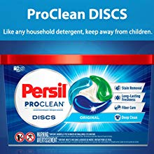 Monday Freebies-Free Sample of Persil ProClean Discs