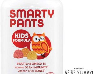 Save up to 40% on SmartyPants gummies favorites