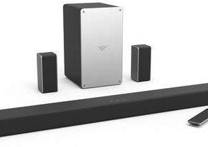 VIZIO SB3651-E6C 5.1 Soundbar Home Speaker (Renewed) $119.98