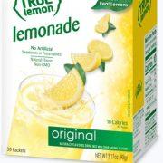 True Lemon Lemonade 30-count Only $3.85