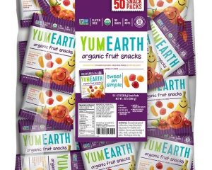 YumEarth Organic Fruit Snacks, 35 Ounce (Pack of 1) $13.85