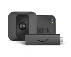 Fire TV Stick with Blink XT2 Outdoor/Indoor Smart Security Camera – 1 camera kit $99.99