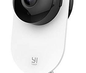 YI 1080p Home Camera, Indoor IP Security Surveillance System with Night Vision for Home / Office / Nanny / Pet Monitor with iOS, Android App, Cloud Service Available – Works with Alexa $18.39