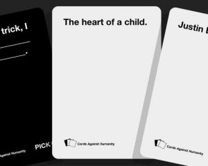 Friday Freebies-Free Cards Against Humanity Printable Game