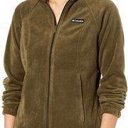 Columbia Women's Benton Springs Classic Fit Full Zip Soft Fleece Jacket $29.99
