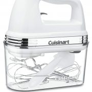 Cuisinart 9-Speed Handheld Mixer with Storage Case Only $42.99