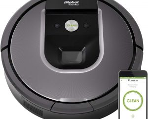 iRobot Roomba 960 Robot Vacuum- Wi-Fi Connected Mapping, Works with Alexa, Ideal for Pet Hair, Carpets, Hard Floors (Renewed) $319.99