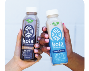 Tuesday Freebies-Free Koia Drink
