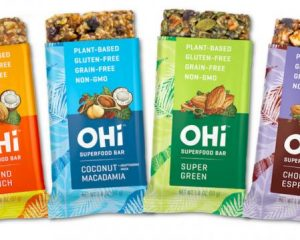 Tuesday Freebies-Free OHi Superfood Bar Coupon