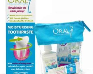 Monday Freebies-Free Oral7 Sample Kit