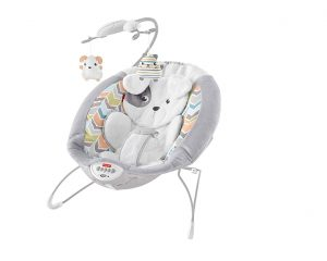 Fisher-Price Deluxe Bouncer: Sweet Dreams Snugapuppy $33.59
