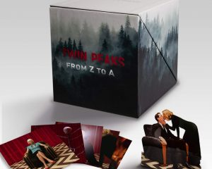 Twin Peaks: From Z to A [Blu-ray] $89.99