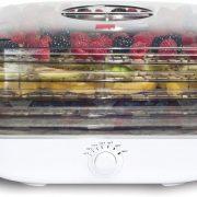 Ronco EZ Store Turbo 5 Tray Food Dehydrator $25.31