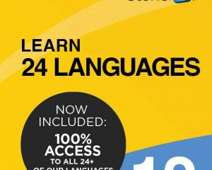 Rosetta Stone: Learn UNLIMITED Languages for 12 Months – Learn 24 Languages (Activation code by email) $85