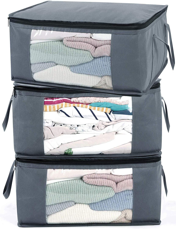ABO Gear Storage Bins Storage Bags Closet Organizers ...