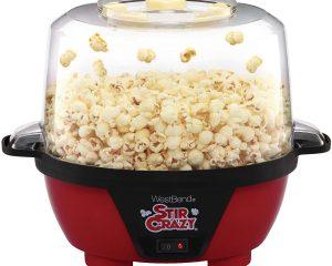 West Bend Stir Crazy Popcorn Machine Only $24.99