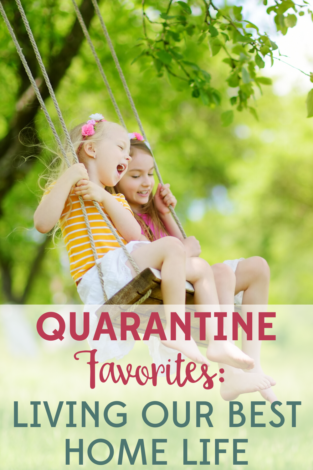 Being stuck at home doesn't have to feel like punishment! Check out our quarantine favorites for living your best home life.