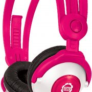 Kidz Gear Wired Headphones for Kids – Pink $8.98