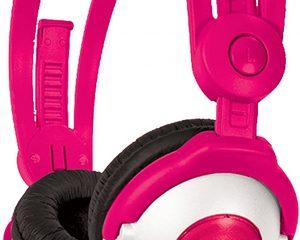 Kidz Gear Wired Headphones for Kids – Pink $8.98