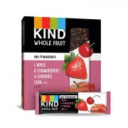 Pressed by KIND Fruit Bars (12 Count) Only $10.30