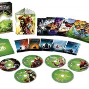Marvel Studios Cinematic Collection Phase 3 [Blu-ray] $41.99