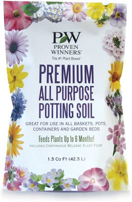 pottingsoil